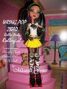 """Wring Pop 2BAD"" by Micaela Jones"