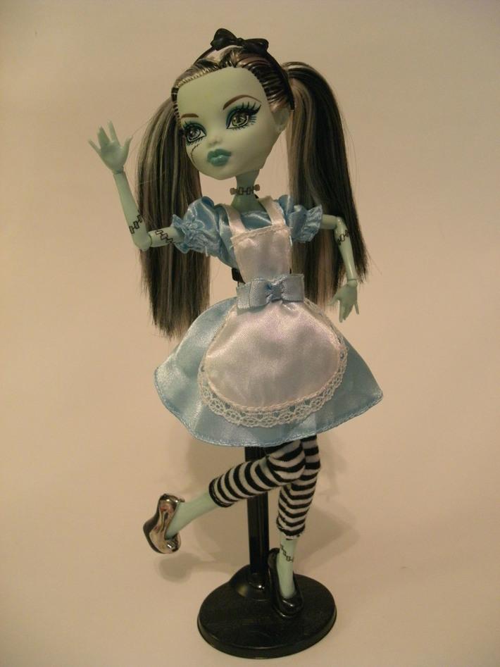 Frankie in Wonderland