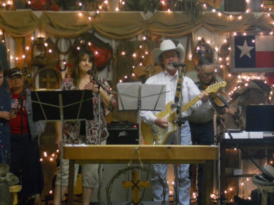 Coleman County Cowboy Church 007