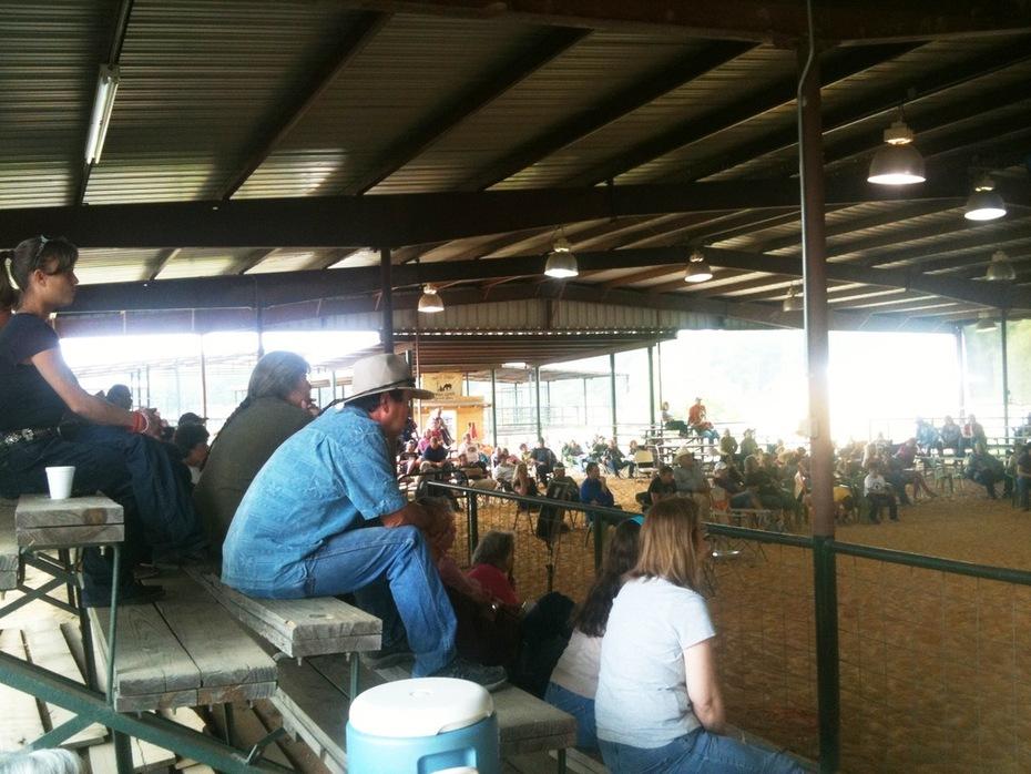 Jasper County Cowboy Church 9-25-11