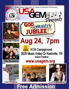 USAGEM's God and Country Jubilee