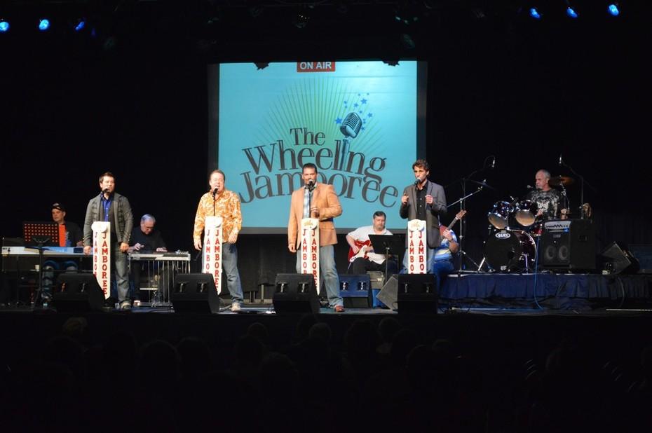 MARK209 at the Wheeling Jamboree