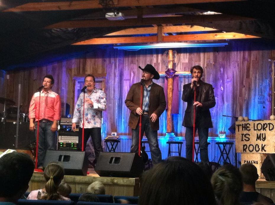MARK209 at Caney Creek Cowboy Church
