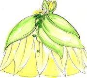 Princess Tiana's Dress