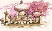 Princess Jasmine's Castle