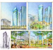 yves sYi Bethesda ParkTower Concept iv