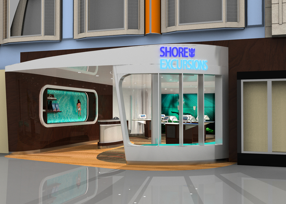 Shorex Space