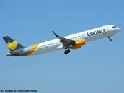 D-AIAD Condor Airbus A321-211(WL) EDDM