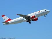 OE-LXB Austrian Airlines Airbus A320-216 EDDM