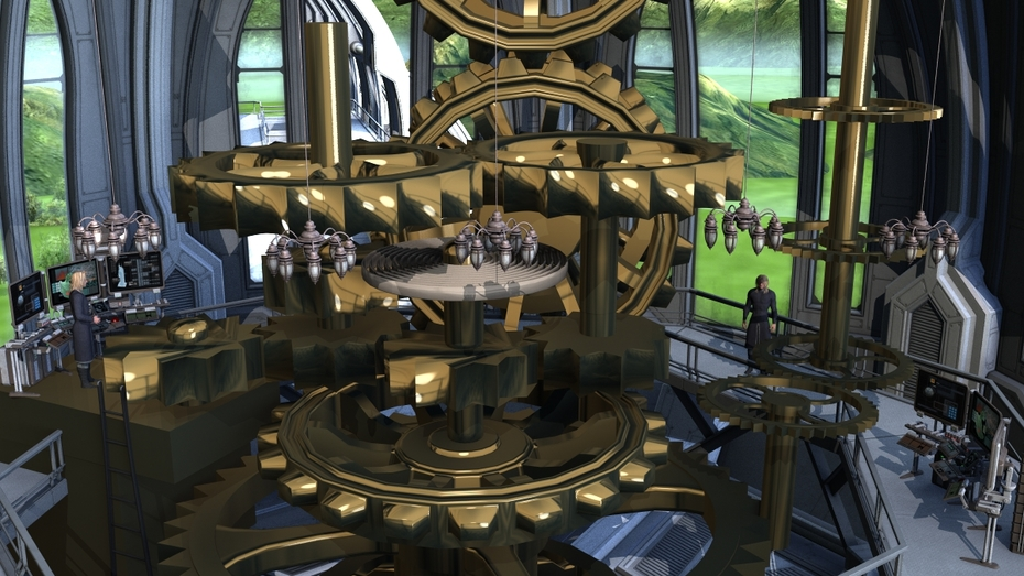 clockwork engineers