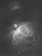 M42 Ha - Guerilla Astrophotography