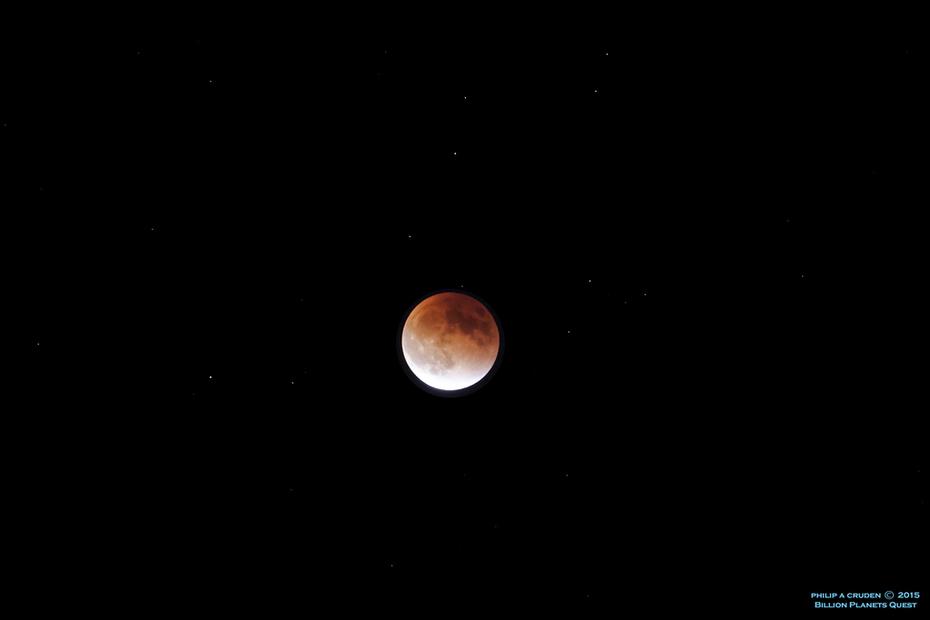Lunar Eclipse 09-27-2015