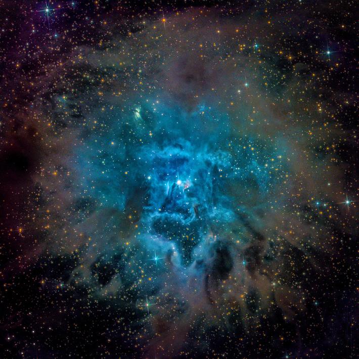 Iris Nebula, NGC 7023