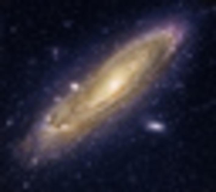 Andromeda , Messier 31