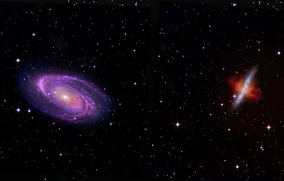 Messier 81&82