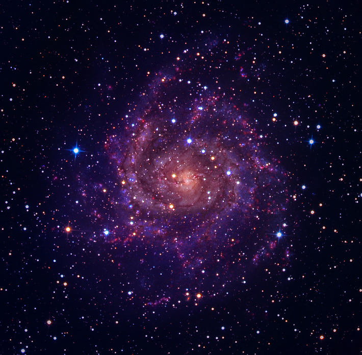 IC 342-Hidden Galaxy
