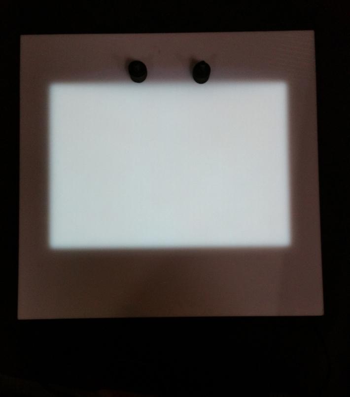 Light Panel On