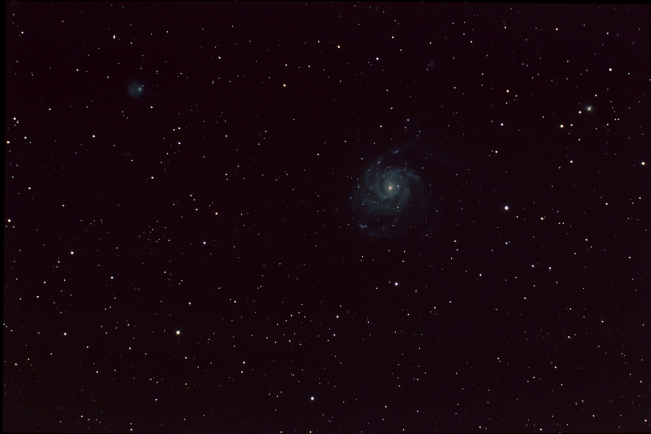 M101 and NGC5474