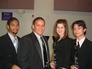 OCSA Clarinet Quartet