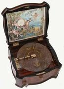 Music Boxes Antique And Collectible