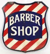 Barber Shop Collectibles