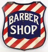 Barber Shop Collectibles