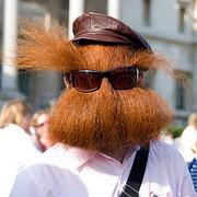 Mustache Fans