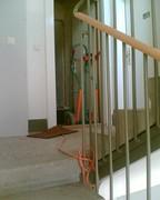Bauarbeiten im HBH