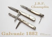 JBF Champlin Cutlery