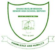 GHANA MUSLIM MISSION SHS