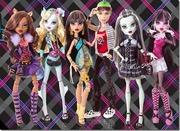 Monster High fan club!! :) :P