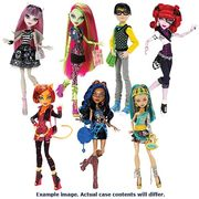 monster high monsters