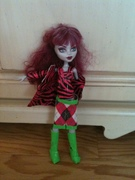 DIY Monster High Doll Clothes