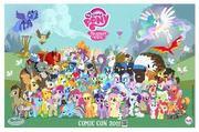 My Little Pony Friendship Is Magic fans! :)