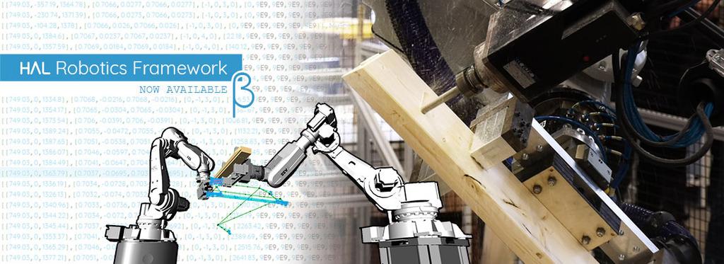 HAL Robotics Framework - Grasshopper