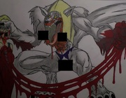 White Werewolf (Censored)