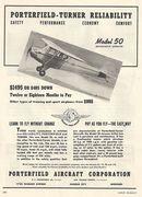 Model 50 Ad