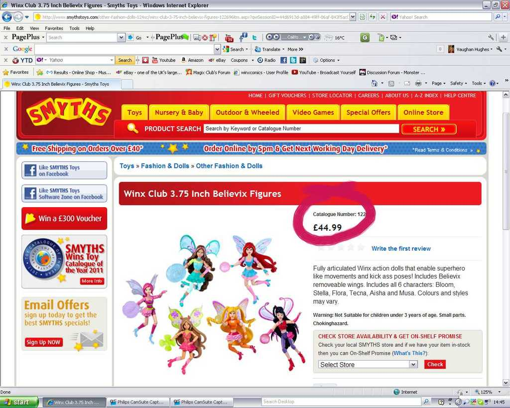 Winx Club - Monster High Dolls  com