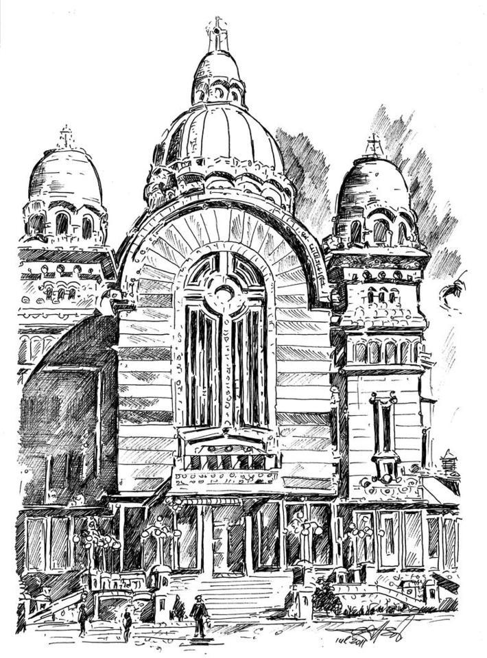 Tg.-Mures / Catedrala