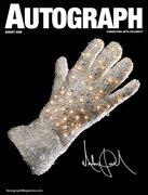 August Issue-- Autograph Magazine