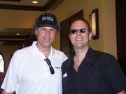 Will Ferrell (left)