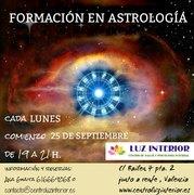 CURSO DE ASTROLOGIA PRESENCIAL EN VALENCIA