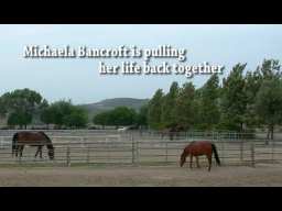 Saddled with Trouble  Michele Scott Book Trailer