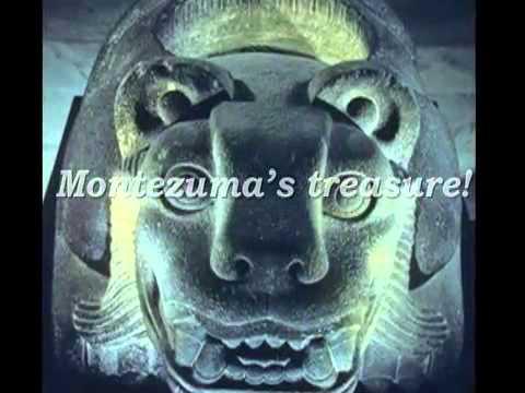 Montezuma Intrigue Book Trailer