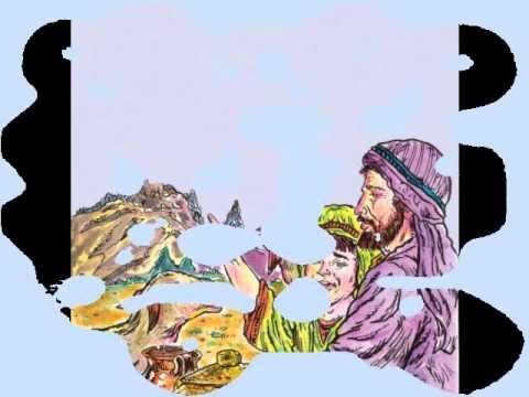 Little Shepherd by Cheryl C. Malandrinos