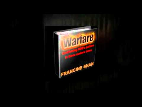 Booktrailer for Warfare: Reaffirming God's pattern in these modern times.mp4