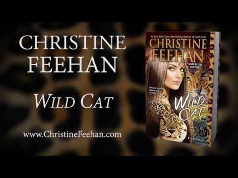 Wild Cat by Christine Feehan Book Trailer