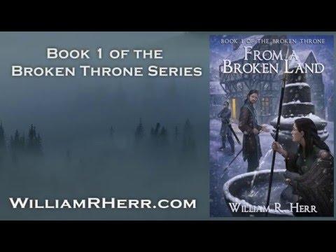 From a Broken Land by William R. Herr Book Trailer