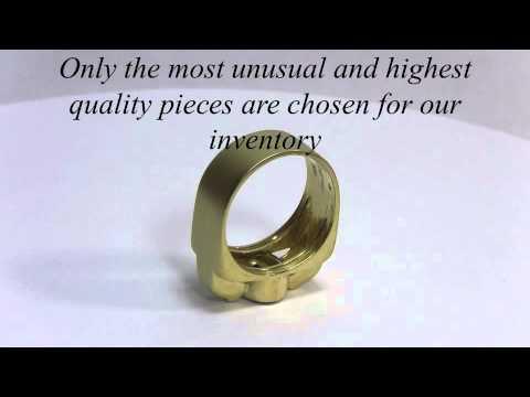 Purple Ring Gold 4