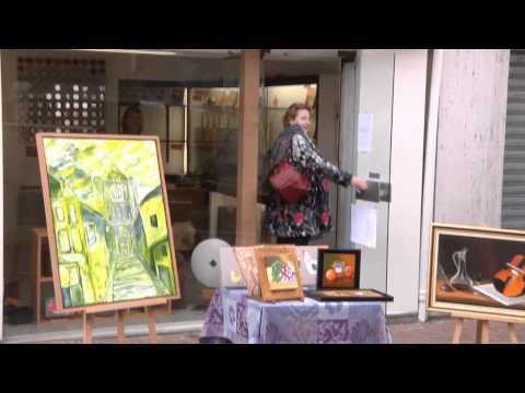 Antiques hunt Saint Florentin (Burgundy, France) - Short version